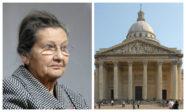 Simone Veil entrera au Panthéon avec son époux Antoine, le 1er juillet prochain