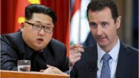 La Syrie va renforcer ses liens avec la Corée du Nord