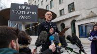 Le chef de l'antiterrorisme au Royaume-Uni propose de retirer aux islamistes et aux gens d'extrême droite la garde de leurs enfants