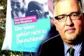 Le membre du parti anti-immigration allemand AfD qui s'est converti à l'islam voulait protester contre le «déclin moral» de l'Eglise protestante