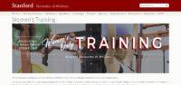 Pour promouvoir «l'inclusion», la salle de gym l'université de Stanford ferme ses portes aux hommes deux fois par semaine