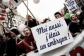"""""""Avortement, les croisés contre-attaquent"""": l'émission militante d'Arte ferait presque croire à la victoire des provie"""