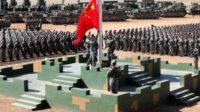Budget défense: la Chine augmente ses dépenses militaires de 8,1% en 2018