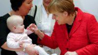 Les migrants dopent le taux de fécondité de l'Allemagne