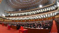 Xi Jinping peut présider la Chine à vie, et sa Pensée est officiellement gravée dans le marbre de la constitution
