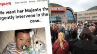 Alfie Evans: des médecins dénoncent la tyrannie médicale et de l'Etat