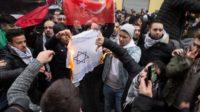 Angela Merkel découvre que l'immigration musulmane est à l'origine de la vague d'antisémitisme en Allemagne