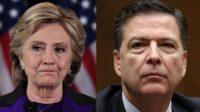 Des membres du Congrès des Etats-Unis demandent au procureur général des poursuites contre Hillary Clinton, James Comey et quelques autres