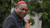 Le cardinal nigérian John Onaiyekan affirme que le problème de l'Eglise en Occident n'est pas celui des divorcés remariés ou des homosexuels