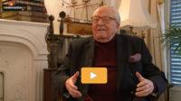 Entretien avec Jean Marie Le Pen au sujet de son livre «Mémoires: fils de la nation»