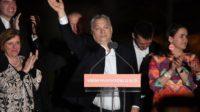 Soli Deo Gloria! La réaction de Viktor Orbán à la victoire écrasante de son parti aux élections de dimanche en Hongrie