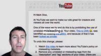 Mark Dice bloqué pour avoir écrit que le transsexualisme est une maladie: Twitter, Facebook, Google, Youtube généralisent la censure contre les conservateurs