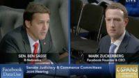 Mark Zuckerberg devant le Sénat américain: Ted Cruz et Ben Sasse acculent le patron de Facebook qui a engagé des fidèles d'Obama