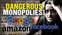 Derrière la prétendue neutralité d'internet imposée par Obama, Google et Facebook censurent et exploitent les données
