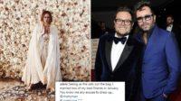 """""""Fake news"""": la chanteuse Adele a célébré le mariage de deux de ses amis"""