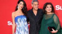 La mère d'Amal Clooney raconte pourquoi elle n'a pas avorté