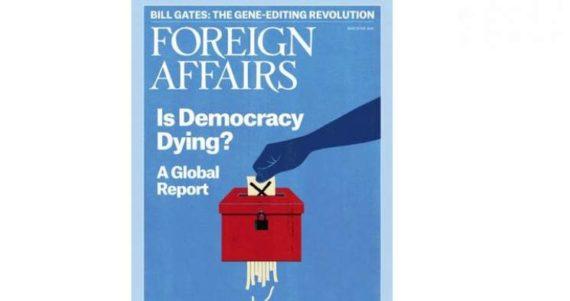 mondialiste CFR Trump démocratie