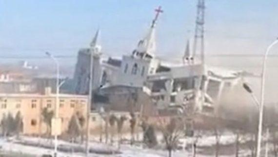 persécutions chrétiens Chine Xi Jinping