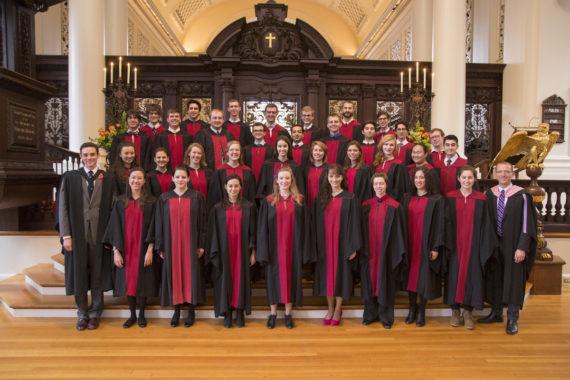Affaire Choeur Harvard Sexe Musique Révolution