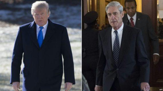 Affaires Trump Procureur Mueller Reconnait Poursuivre Presse Coupable