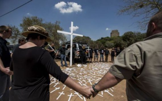 Assassinats fermiers blancs ANC communiste Afrique Sud Ernst Roets AfriForum