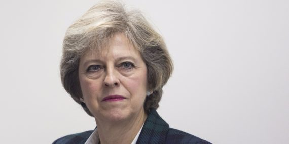 Brexit Union douanière UE Theresa May