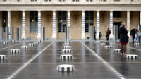 Daniel Buren obtient le démantèlement d'une installation de «street art» au Palais-Royal