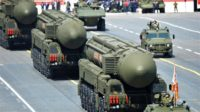 La nouvelle course aux armements entre les Etats-Unis, la Chine et la Russie dans le domaine de l'arme nucléaire