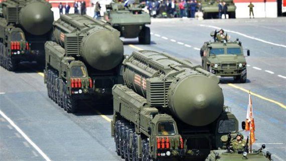 Etats Unis Chine Russie course armements arme nucléaire