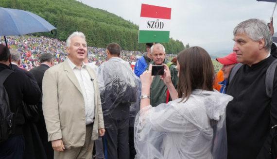 Europe christianisme conserve vice Premier ministre hongrois