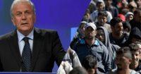 «L'Europe ne sera jamais une forteresse» contre les migrants selon le commissaire aux migrations de l'UE – n'en déplaise à l'Italie