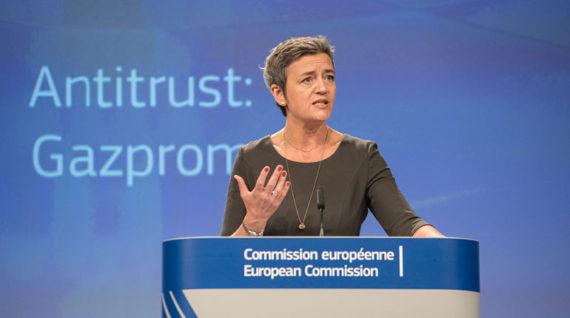 Gazprom Commission européenne gaz