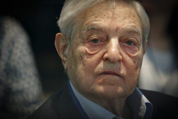 George Soros vision Europe UE ECFR Macron Merkel