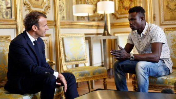 Histoire Mamoudou Héros Sans Papiers Vu Entendu