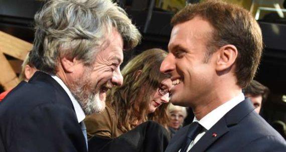 Macron Males Blancs Banlieues Révolution Francaise