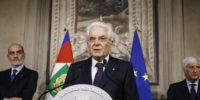 Le «coup d'Etat» italien de Mattarella dénoncé par la presse britannique