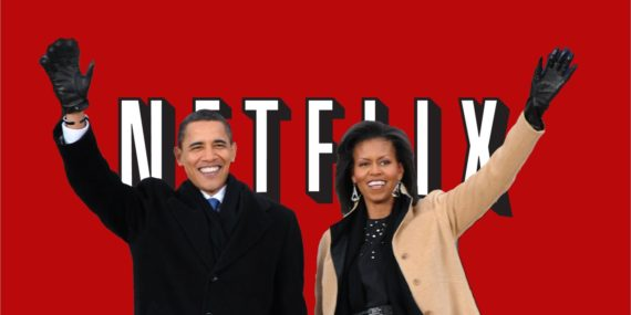 Michelle Barak Obama Netflix Glamour Métapolitique Streaming