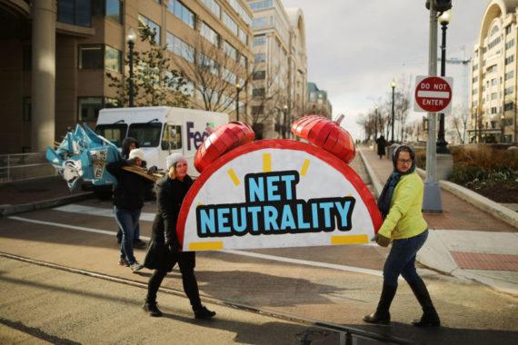 Neutralité net règle dirigiste Etats-Unis