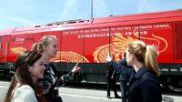 L'Autriche intégrée dans la Nouvelle route de la soie alors que s'inaugure la ligne de fret Chengdu-Vienne