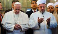 Le pape François frappe encore: «Assimiler islam et terrorisme est un mensonge ridicule»