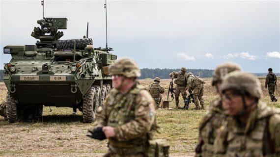 Pologne Russie base américaine permanente