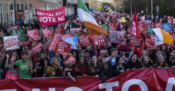 Référendum avortement Irlande culture mort