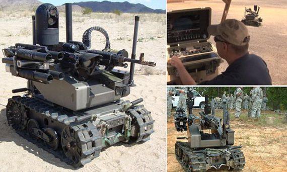 Soldats robots Etats Unis Pentagone guerre responsabilité morale