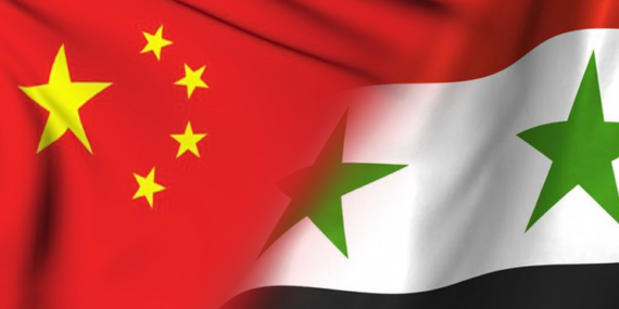 Syrie Russie Chine reconstruction