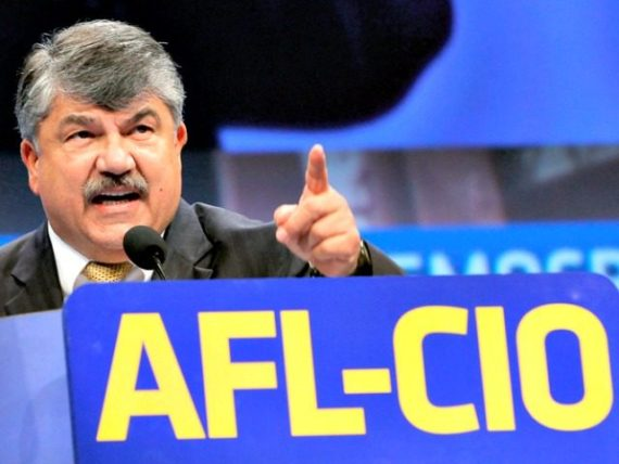 TPP dictature supranationale Trump Richard Trumka AFL CIO