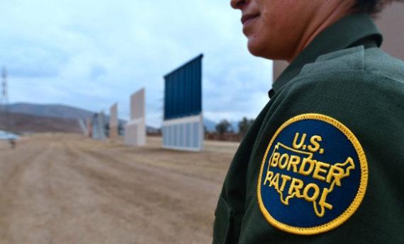 US Border Patrol frontière Mexique bureaucratie fédérale