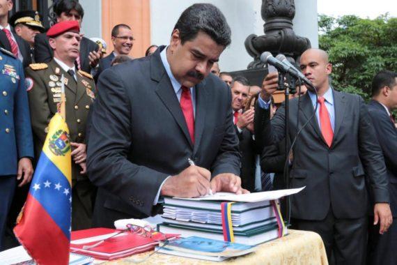 Venezuela Maduro élections