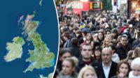 82% de la croissance démographique au Royaume-Uni seront dus aux effets directs et indirects de l'immigration