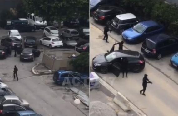 enquête attaque Kalachnikov Marseille