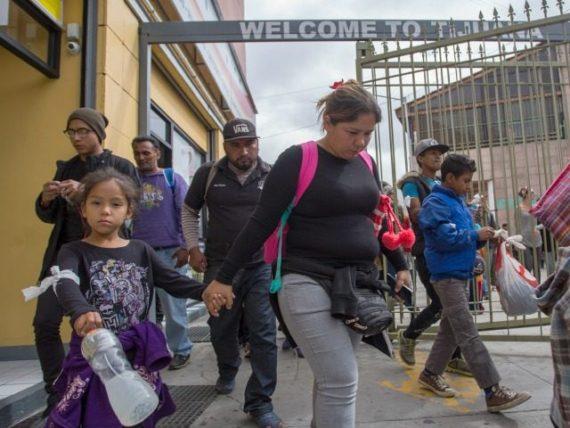 frontières Démocrates Flores migrants enfants